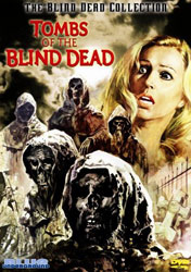 Tombs of the Blind Dead Video Cover 1