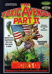 The Toxic Avenger, Part II Video Cover