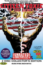 Citizen Toxie: The Toxic Avenger IV Video Cover 1