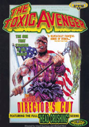 The Toxic Avenger Video Cover 1