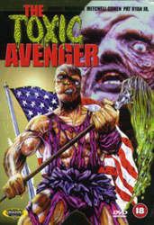The Toxic Avenger Video Cover 3