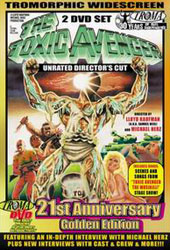 The Toxic Avenger Video Cover 4