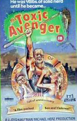 The Toxic Avenger Video Cover 5