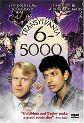 Transylvania 6-5000 Video Cover