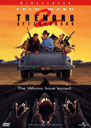 Tremors II: Aftershocks Video Cover