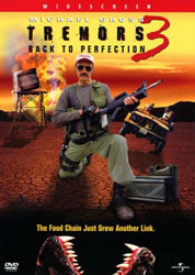 Tremors 3: Back to Perfection Video Cover