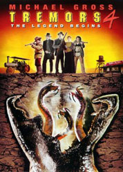 Tremors 4: The Legend Begins Video Cover
