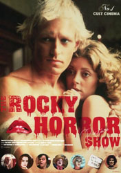 The Rocky Horror Picture Show Video Cover 5
