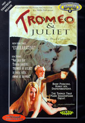 Tromeo and Juliet Video Cover 1