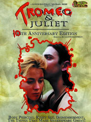 Tromeo and Juliet Video Cover 2