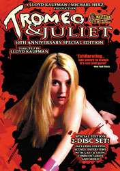 Tromeo and Juliet Video Cover 4