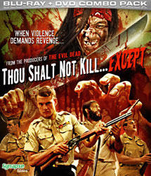 Thou Shalt Not Kill... Except Video Cover 1