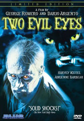 Two Evil Eyes Video Cover 1