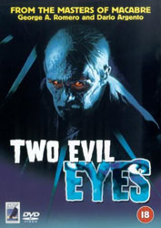 Two Evil Eyes Video Cover 2