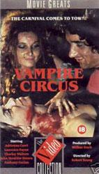 Vampire Circus Video Cover 3
