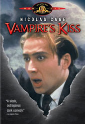 Vampire's Kiss Video Cover