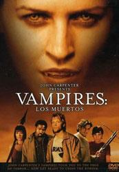 Vampires: Los Muertos Video Cover