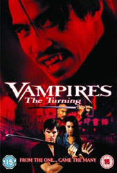 Vampires: The Turning Video Cover 2