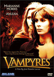 Vampyres Video Cover 2