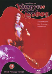 Vampyros Lesbos Video Cover 2