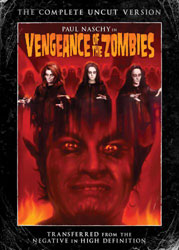 Vengeance of the Zombies Video Cover