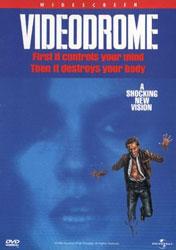 Videodrome Video Cover 1