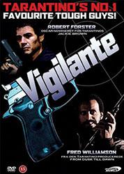 Vigilante Video Cover 2