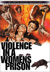 Violence In A Women's Prison Video Cover
