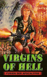 Virgins From Hell Video Cover 2