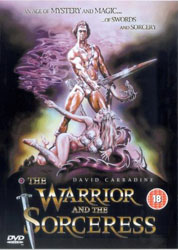 The Warrior And The Sorceress Video Cover
