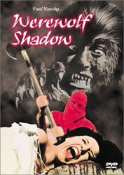 Werewolf Shadow Video Cover