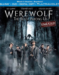 Werewolf: The Beast Among Us Video Cover 1