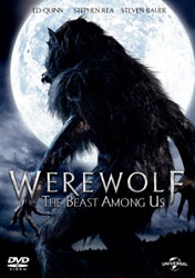 Werewolf: The Beast Among Us Video Cover 2
