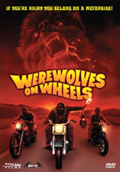 Werewolves on Wheels Video Cover