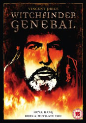Witchfinder General Video Cover 1