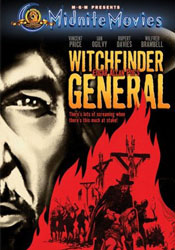 Witchfinder General Video Cover 2