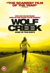 Wolf Creek Video Cover 1