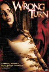 Wrong Turn Video Cover