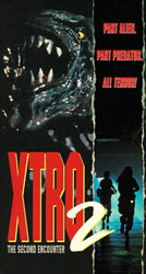 Xtro II: The Second Encounter Video Cover 1