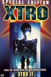 Xtro II: The Second Encounter Video Cover 2