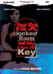 Your Vice Is a Locked Room and Only I Have the Key Video Cover
