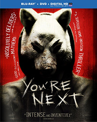 You're Next Video Cover 1