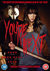 You're Next Video Cover 2