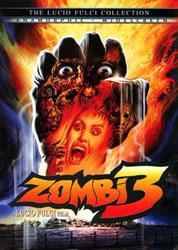 Zombi 3 Video Cover 1