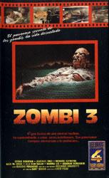Zombi 3 Video Cover 2