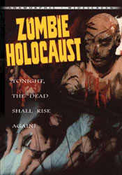 Zombi Holocaust Video Cover 1