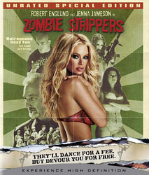 Zombie Strippers! Video Cover
